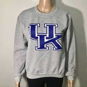 UK Gildan Heavy Blend Sweatshirt Size S